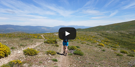 Video Mondalindo (korte route)