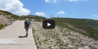 Video https://www.hikingiberia.com/en/routes/guadarrama-bola-mundo/