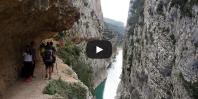 Video Congost de Mont-Rebei