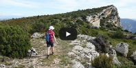 Video https://www.hikingiberia.com/en/routes/pre-pyrenees-sierra-montsec/