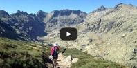 Video http://www.hikingiberia.com/en/routes/sierra-gredos-circo-almanzor/