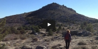 Video https://www.hikingiberia.com/en/routes/sierra-norte-madrid-peaks-bustarviejo/